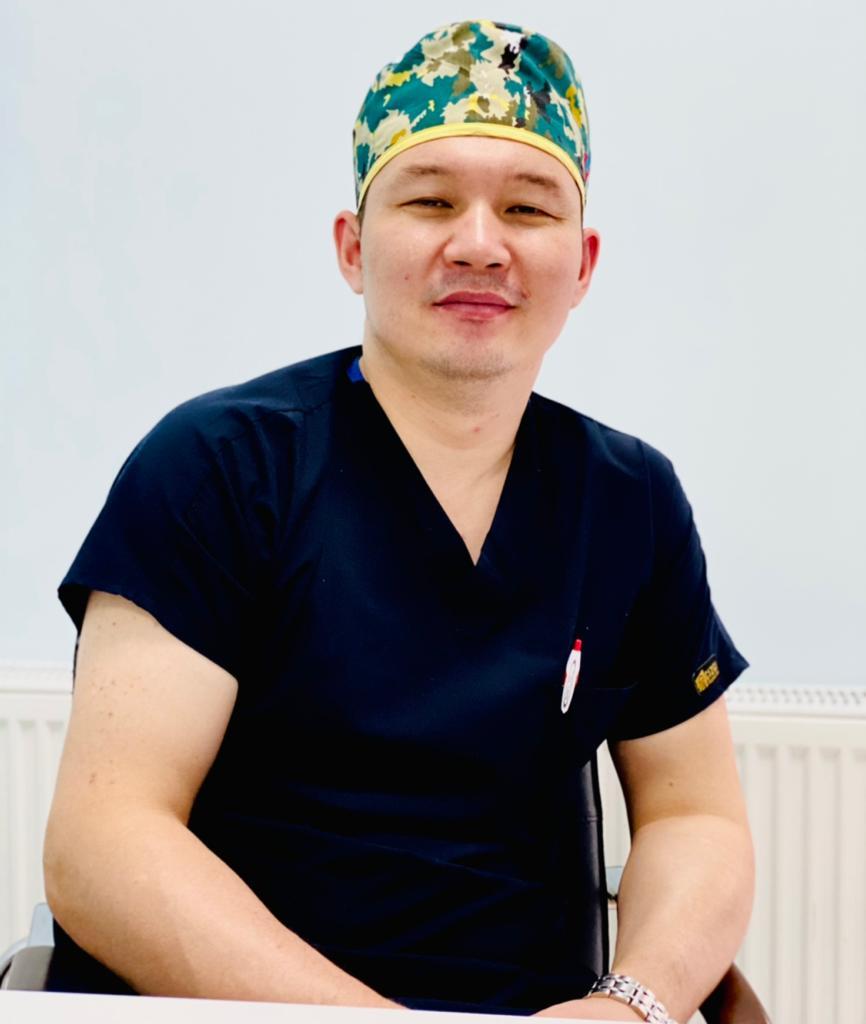 Нурахметов Асет Аскарович