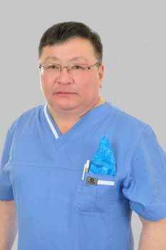 Балгазаров Серик Сабыржанович
