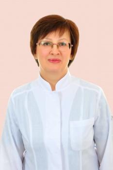 Дырив Оксана Васильевна
