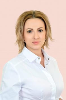Серикбаева Евгения Николаевна